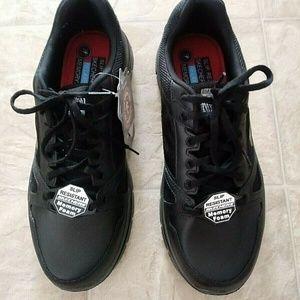 Skechers Men's Flex Advantage 77040 Slip Resistant